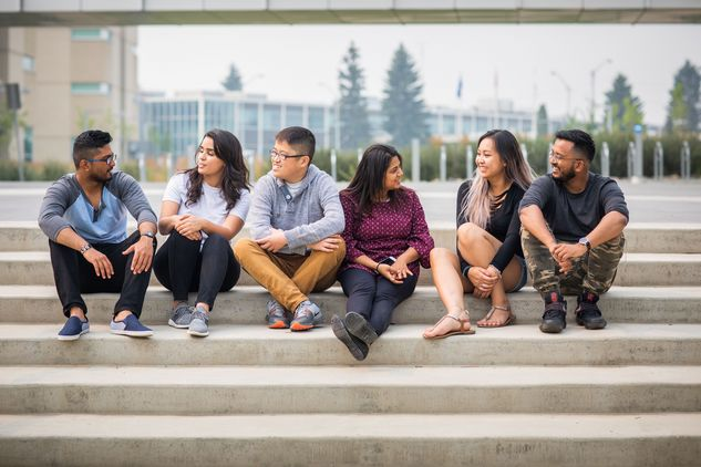 NAIT Outreach and Wellbeing Leaders
