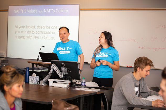NAIT Volunteers