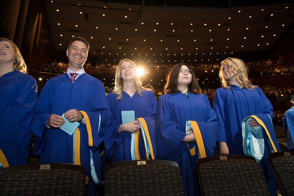 NAIT Convocation